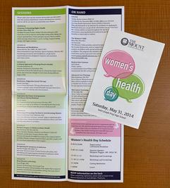 Women's Health Day program