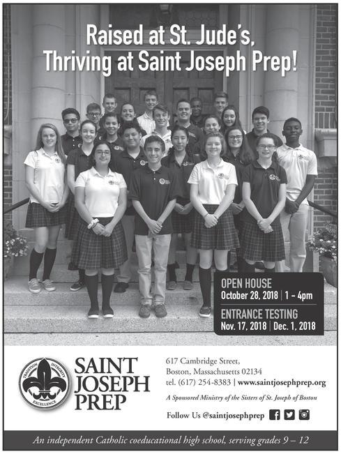 St. Jude's Parish Gala ad
