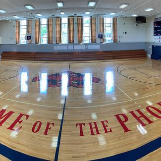 SJP gym layout