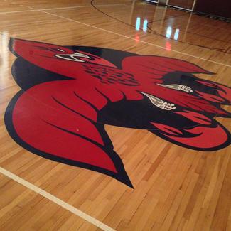 SJP gym floor