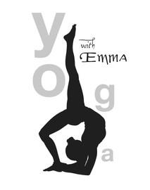 yoga with Emma