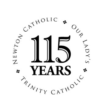 115 Years Anniversary logo