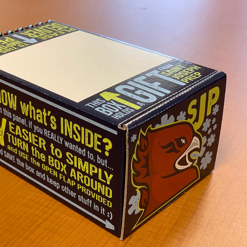 back of box