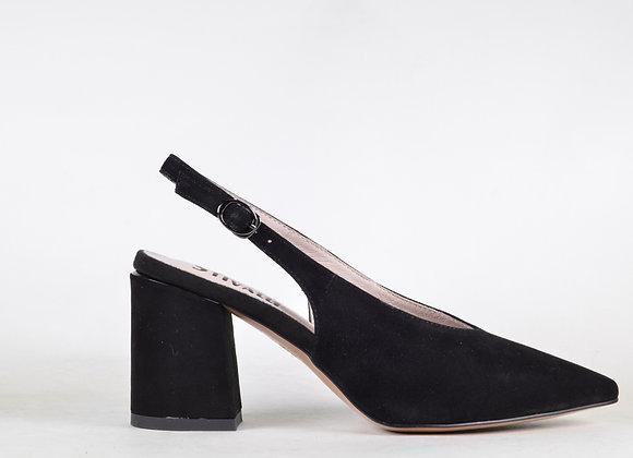 Туфли с открытой пяткой Stivalli
