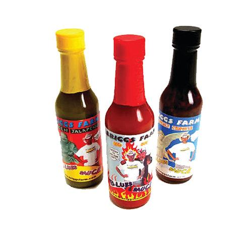 Briggs Farm Blues Sauce - 3 Pack