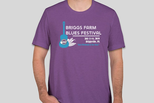 2019 Festival T-Shirt (Purple)
