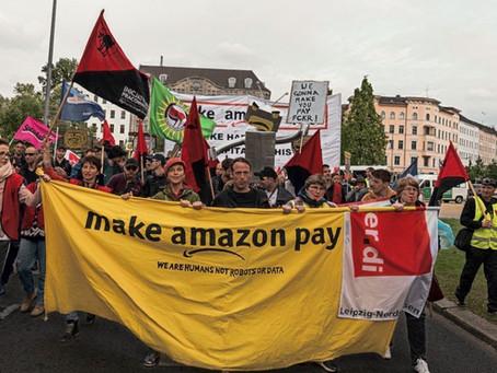 L'impero di Amazon US ad una svolta