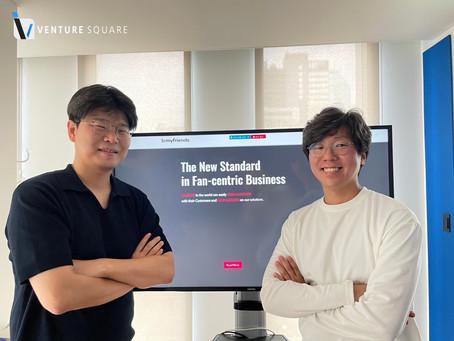 [Venture Square] 위버스 핵심 리더, 비마이프렌즈로 '새로운 팬 플랫폼' 시대를!