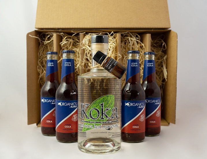KM Weihnachtspaket | inkl. Drop Bottle | inkl. 4x Organics Filler