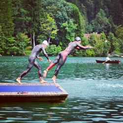 triathlon cup Bled 2014