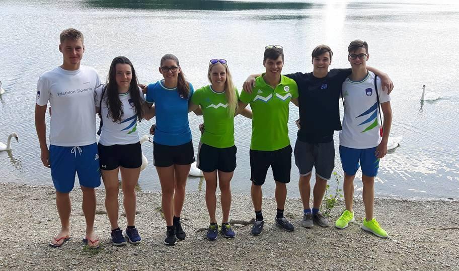 EC Aquathlon Bratislava 2017