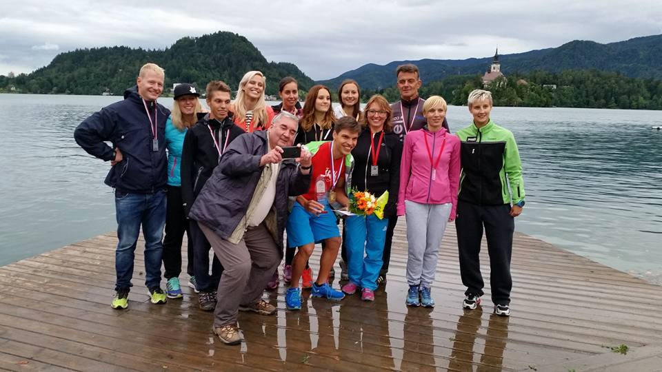 Triatlon Bled 2015