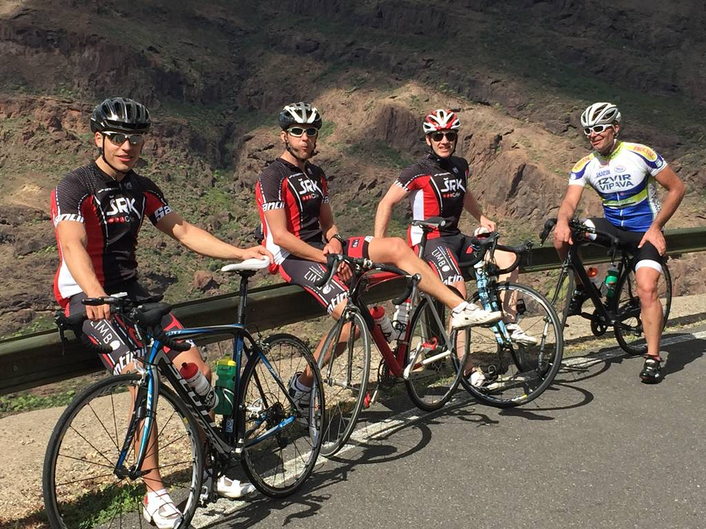camp Gran Canaria 2015