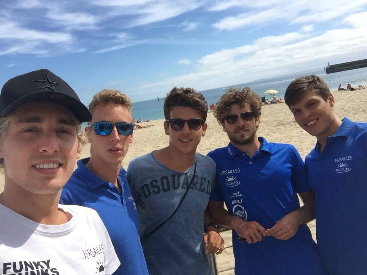 Versailles Triathlon - French GP