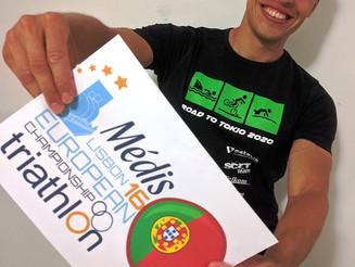 Dobil sem vozovnico za člansko evropsko prvenstvo v triatlonu!