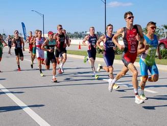 Na svetovnem pokalu v Sarasoti namesto triatlona duatlon.