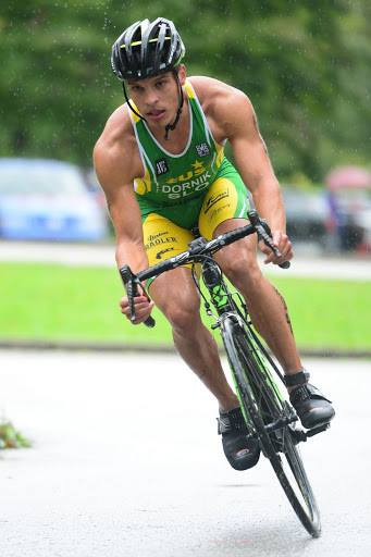 Domen Dornik triatlon Bled 2015 2016