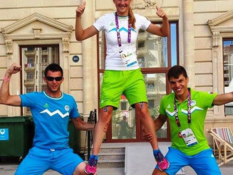 Evropske igre BAKU 2015 (Azerbajdžan)