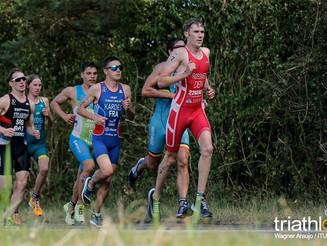 ITU Aquathlon World Championship - 6. mesto