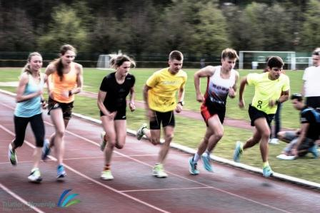 National trials 2017