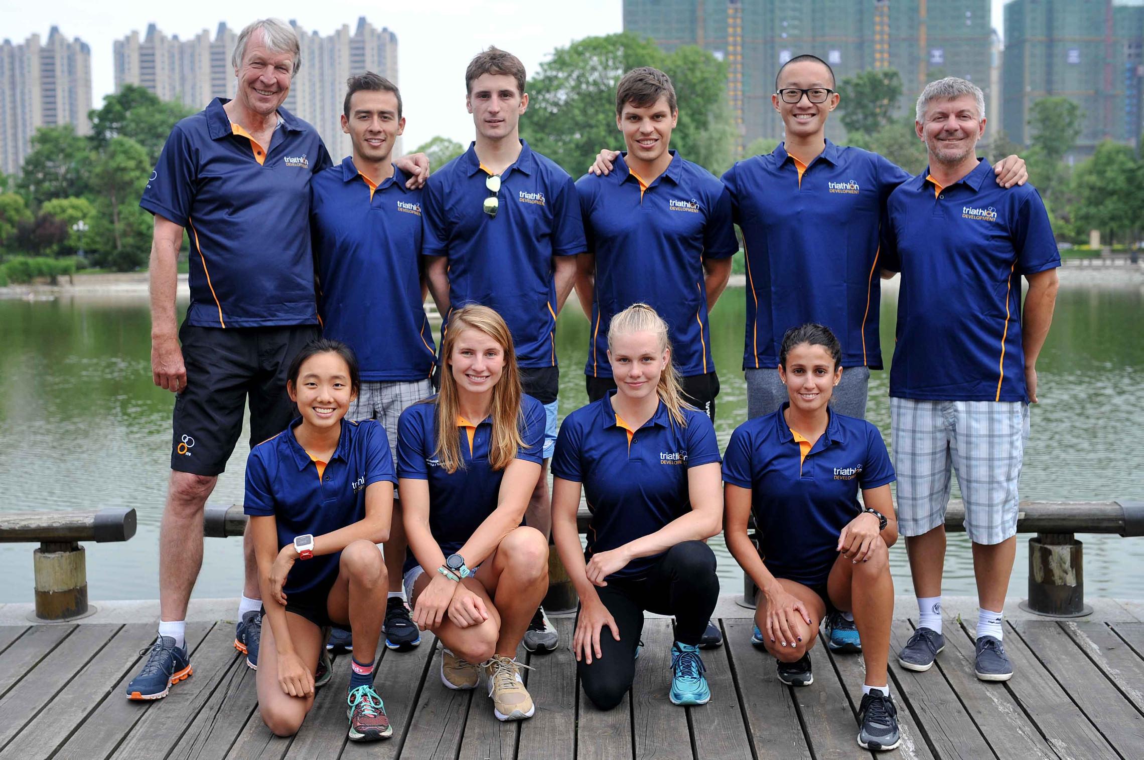 ITU development team 2017