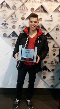 Slovenia triathlete of the year