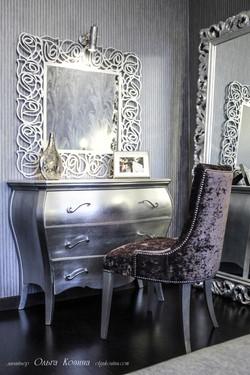 Квартира на Кутузовском , спальня