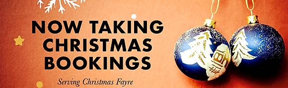 Christmas Bookings on 01685 359435