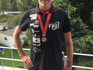Erneuter Triumph an den Schweizermeisterschaften für einen Tri Topper