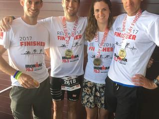 Rheintaler Triathleten erfolgreich in Rapperswil