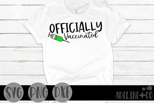 Officially Vaccinated, SVG