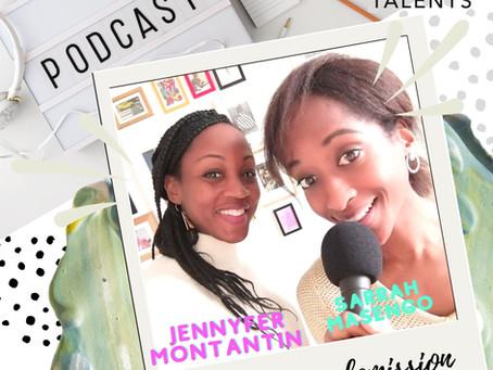 Je pose ma dem : Résumé de l'interview podcast de Sarrah Masengo
