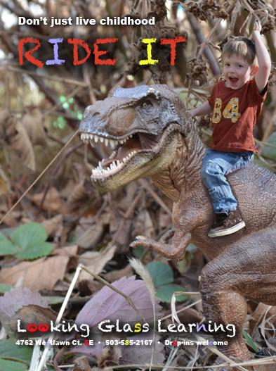 Lekrib Dinosaur
