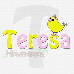 Teresa wall decore