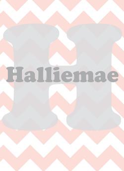 Halliemae wall decore
