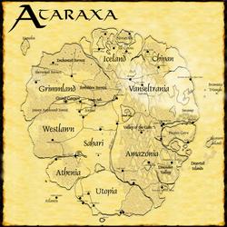 Map of Ataraxa