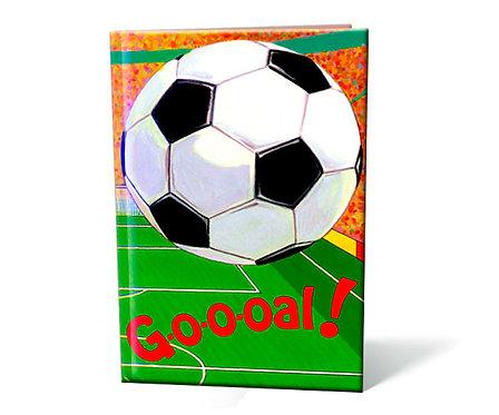 Goooal, la star du football - Livre personnalisable enfant