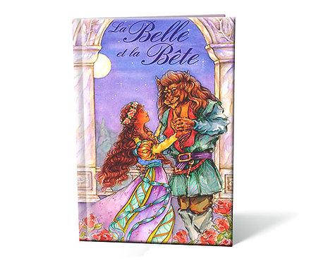 La Belle et la Bête - Livre personnalisable enfant