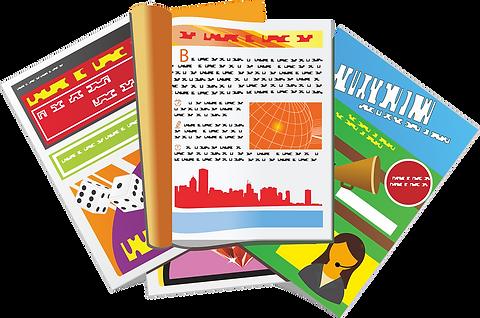 créer et imprimer son magazine