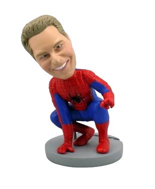 Figurine personnalisée SPIDERMAN