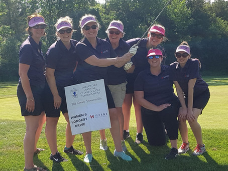 20th Annual Director's Charity Golf Tournament