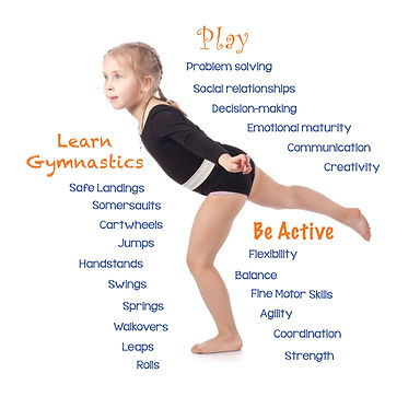 Play, learn gymnastics, and be active in Leaside