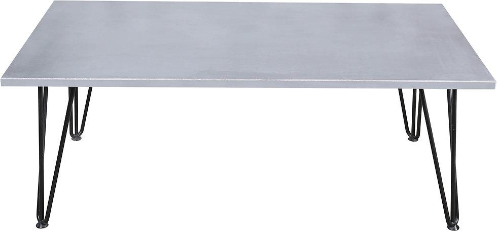 Lugo Concrete Coffee Table 120cm x 60cm