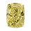 Thumbnail: Fancy Yellow, 0.56 ct., Radiant Cut, SI2 (GIA #2171220309)