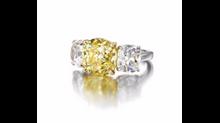 Yellow Diamonds to Dazzle at Bonham's