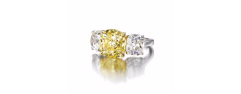 Yellow Diamonds to Dazzle at Bonham's