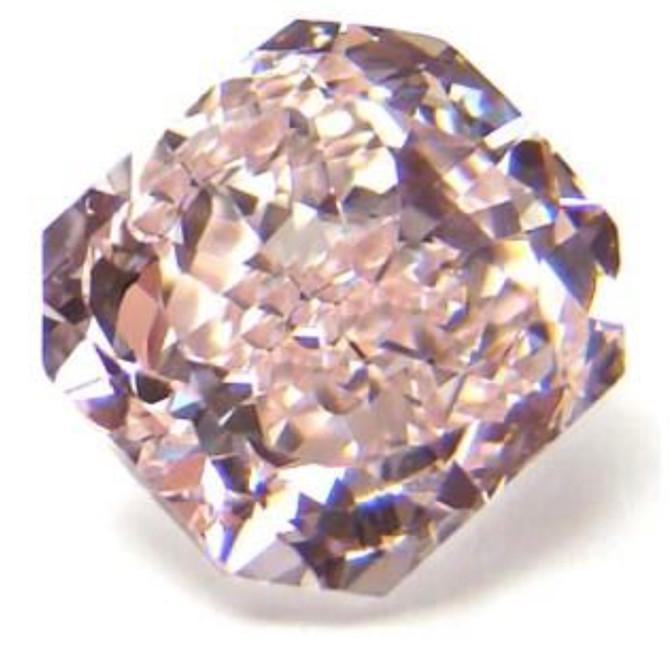 "A Diamond is ""Unbreakable"""