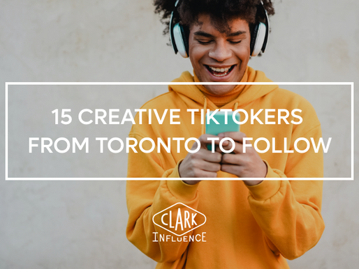 15 creative TikTokers from Toronto to follow