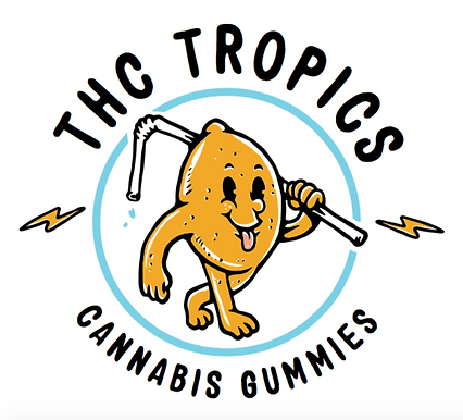 Customized THC Exotic Fruit Gummies