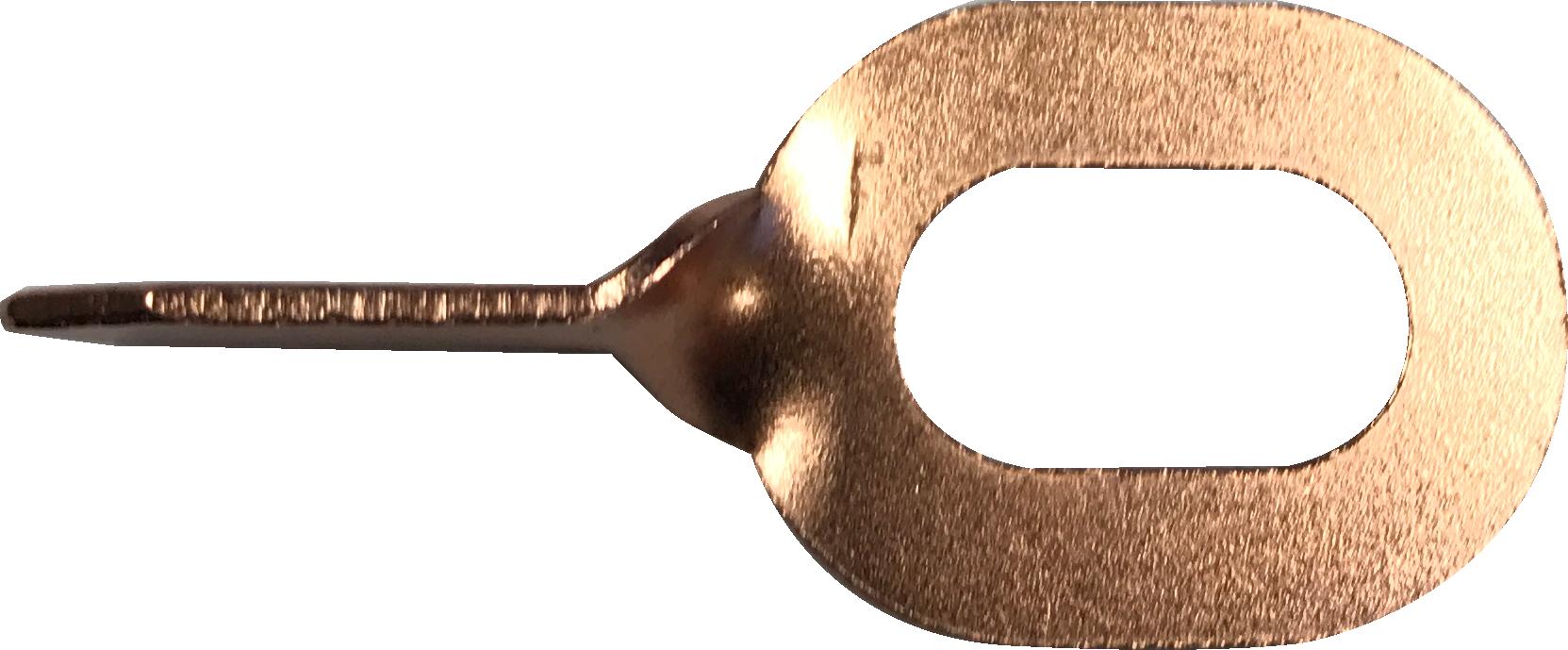 Twisted Weld Key